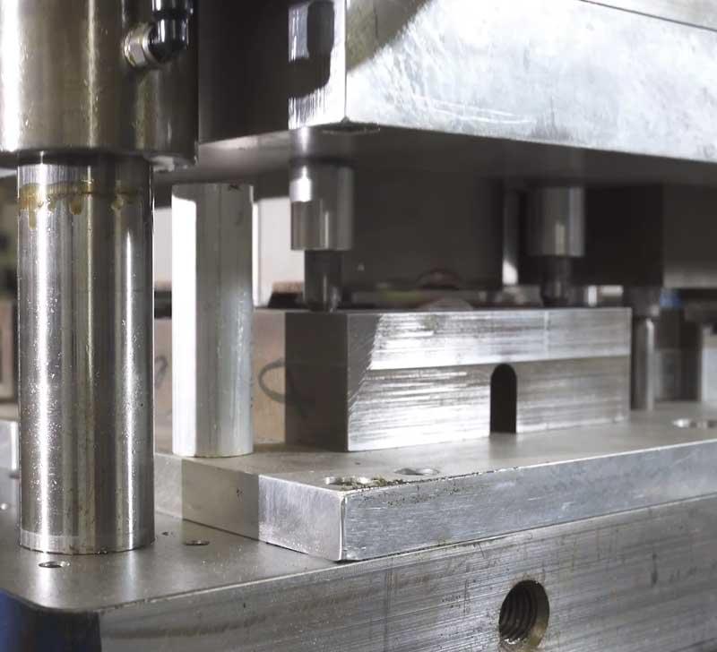 matched metal tooling