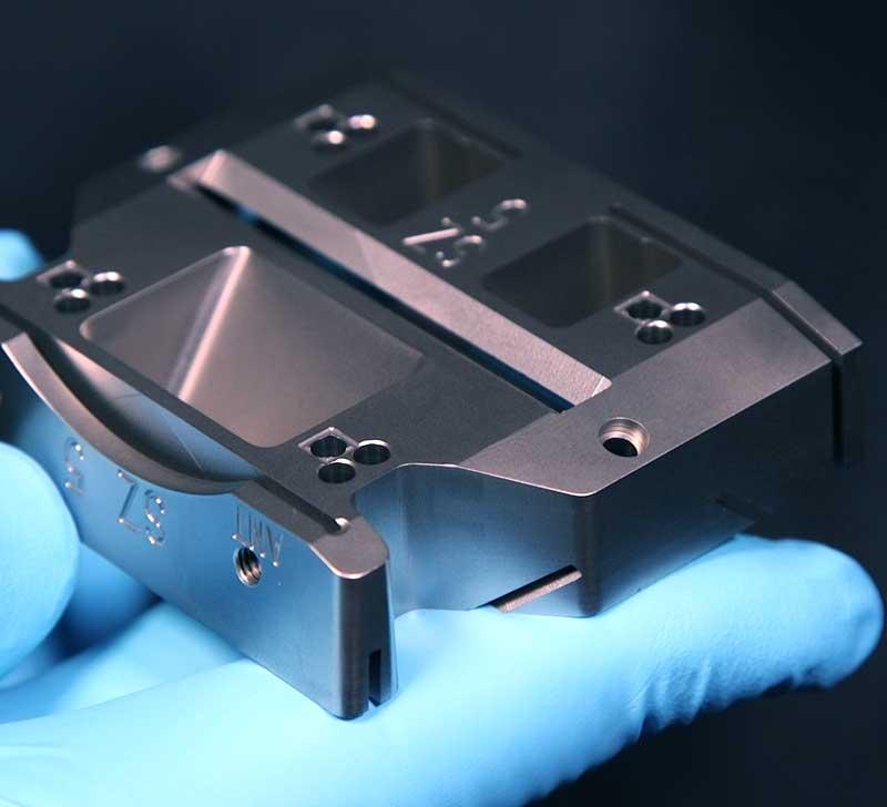 EDM medical components