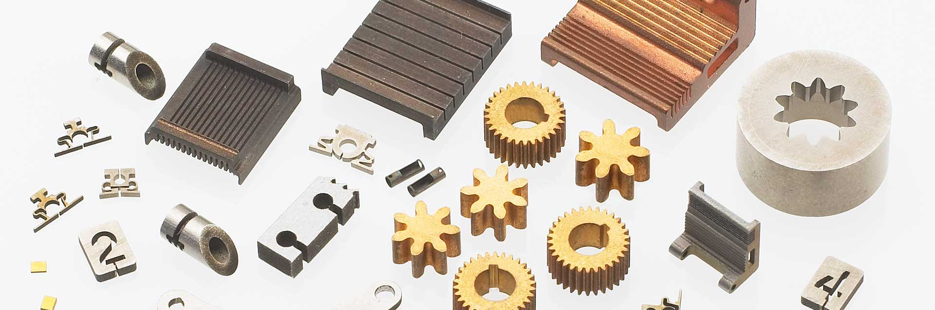 precision machine metal parts manufactured by XACT Wire EDM