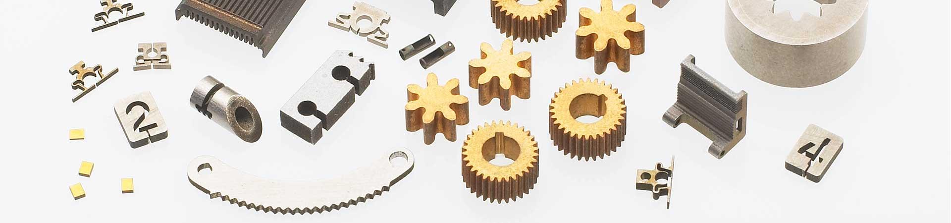 small CNC machine metal parts