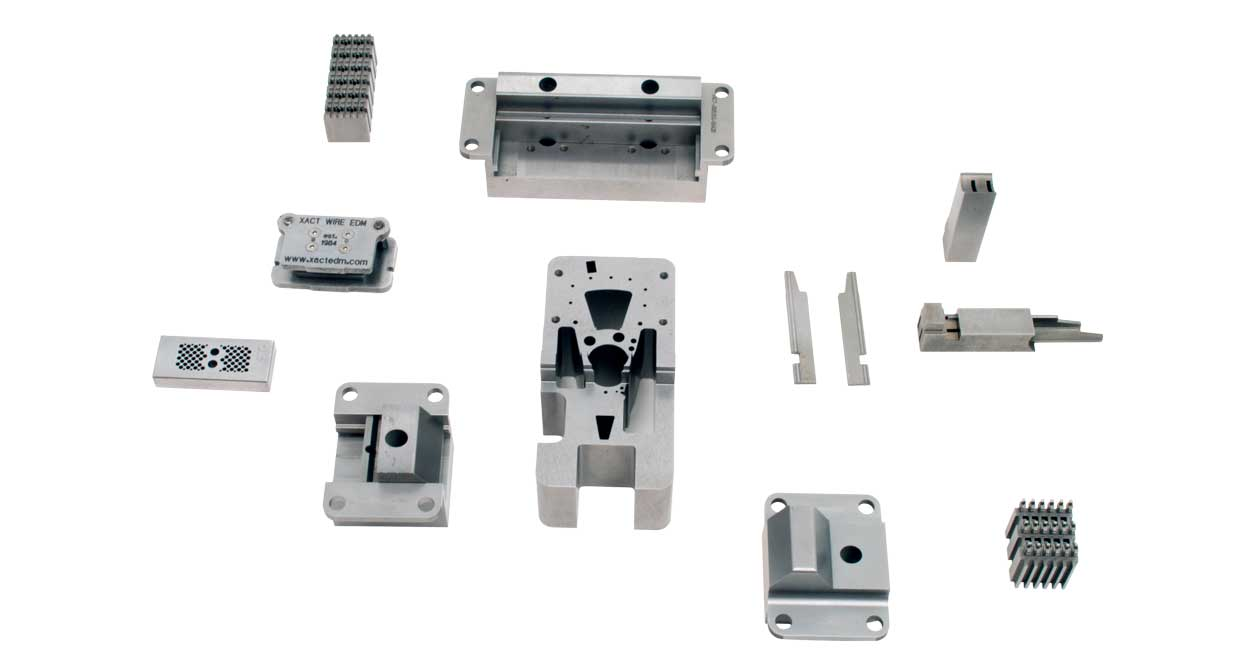 wire edm manufactured parts for the medical industry