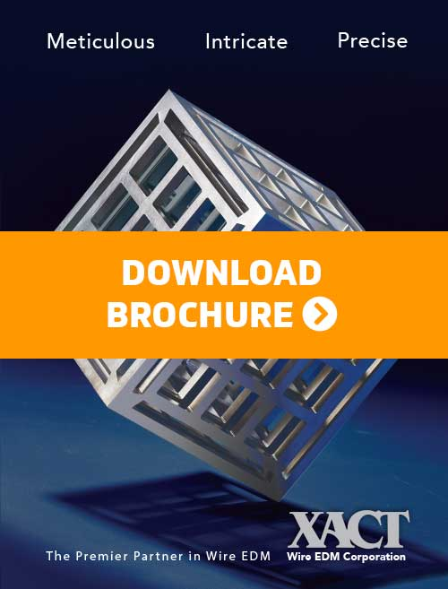 Xact Wire EDM Corporate Brochure